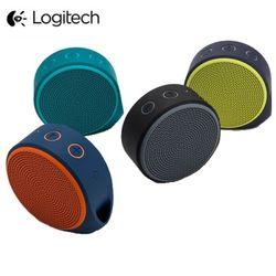 로지텍 휴대용 블루투스4.0 스피커 X100
