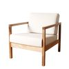 Solidwood Single Sofa (솔리드우드 싱글 소파)