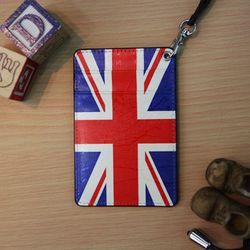(new) Vintage card case (Union Flag)