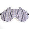 자루캣 수면안대(블루 큐브)