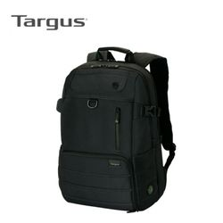 [TARGUS]TBB567AP-50  16형 EcoSmar Emerald GREEN Plus Backpack with DSLR Camera Pouch