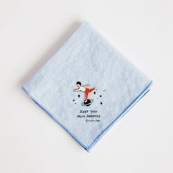 YOUR HANKIE & BADGE - keep