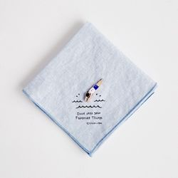 YOUR HANKIE & BADGE - dive