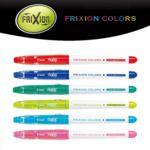 PILOT frixion 파이롯트 프릭션 컬러싸인펜 (지워지는 싸인펜)