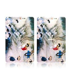 제이메타(JMETA) C3 민화 카드형USB No.05 [4GB]