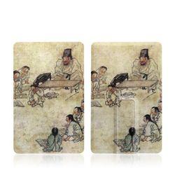 제이메타(JMETA) C3 민화 카드형USB No.10 [4GB]
