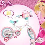 [BARBIE] 2014년형 바비아동용바비자전거-스위트핑크