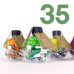 타임캡슐편지 35일편지 네가지마음 전구모양 X