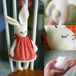 DIY 세트-토끼인형 만들기