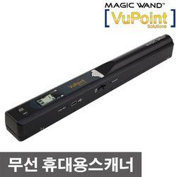 Vupoint 매직완드 Magic wand ST415-VPS 무선 휴대용스캐너(8GB포함) OCR 문자인식기