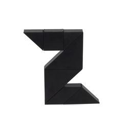 [아울렛] [PICO PAO] TANGRAM 3D (Black)