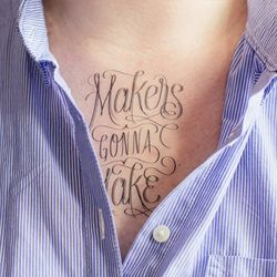 [TATTLY] Makers Gonna Make