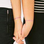 [TATTLY] Friendship Bracelet (Pink)