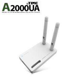 ipTIME A2000UA 무선랜카드 (11ac(5GHz) 2Tx-2Rx 867Mbps급)