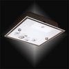 LED 15W 사각센서등(철판) 벚꽃