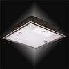 LED 15W  사각센서등(철판) 샌딩유리