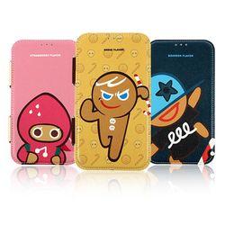 쿠키런 아이플립 i5s 케이스 - 핑크(딸기)