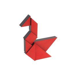 [아울렛] [PICO PAO] TANGRAM 3D (Rojo_Red)