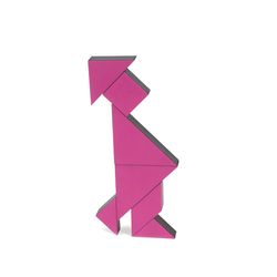 [아울렛] [PICO PAO] TANGRAM 3D (Pink)