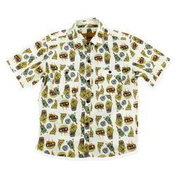 Junk food work shirt(ivory)