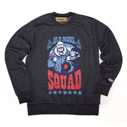 OLD MODS SQUAD SWEATSHIRTS(GREY)