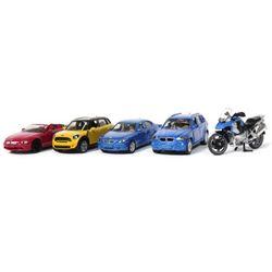 [상표권 불가] BMW 미니카 5종 세트