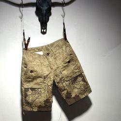 그린바나나 smoky shorts