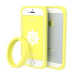 어울린 링케이스 for iPhone 5. 5s 레몬 제스트