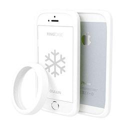 어울린 링케이스 for iPhone 5. 5s 스노우 화이트
