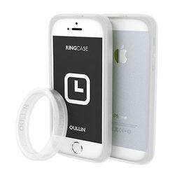 어울린 링케이스 for iPhone 5. 5s 반투명