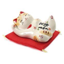 마네키네코 (소문만복래) 복고양이 장식품