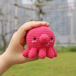 문어 삑삑이 DIY 인형 만들기