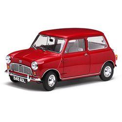 1960 Austin Se7en De Luxe-Tartan Red