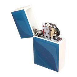 하드 엣지 글로시 라이터 블루 BLUE