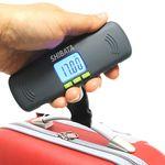시바타 휴대용 수하물 저울 SH-999 여행가방 손저울