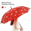 Bella Flora 패턴 자동 장우산