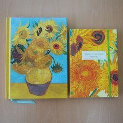 빈센트-Sunflowers 콜렉션 2종