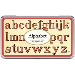 Cavallini 스탬프세트-Alphabet (소문자)