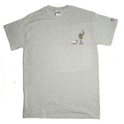 Modest T-shirt(grey)
