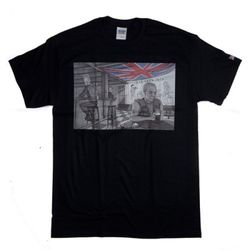 British Pub T-shirt(black)