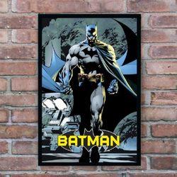 160011 배트맨 - 클래식 만화포스터