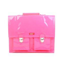 [bakker] 스페셜 사첼백 시리즈_M_neon pink