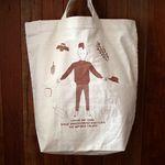 CBB cotton bag BIG 02 hippie