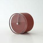 elevenplus-World Clock Orange Passion