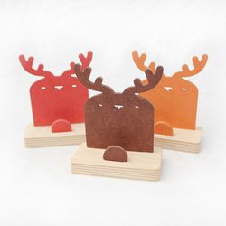 Business Card Holder-Deer 사슴모양 명함꽂이