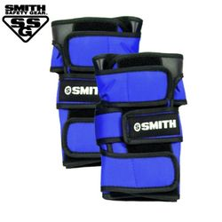 [SMITH] SCABS ELITE WRIST GUARDS (Blue)