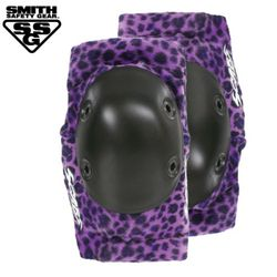 [SMITH] SCABS ELITE LEOPARD ELBOW PADS (PRBK)