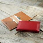 3120 Slim Bifold Card Wallet Buttero