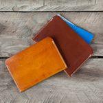 3620 Slim One Pocket Card Holder Buttero