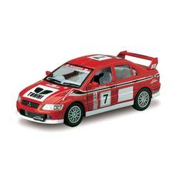 [킨스마트] 1:36 미쓰비시 랜서 에볼루션VII WRC